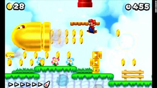 Sau đó, Super Mario Bros 2 cũng được chuyển thành đồ họa 3D.