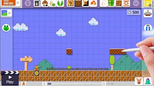Theo sự phát triển của công nghệ, năm 2015, Nintendo đã phát hành phần mềm Super Mario Maker để người chơi tự xây dựng game Super Mario cho riêng mình.