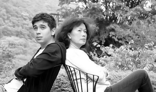 Bà Long Ứng Đài và con trai