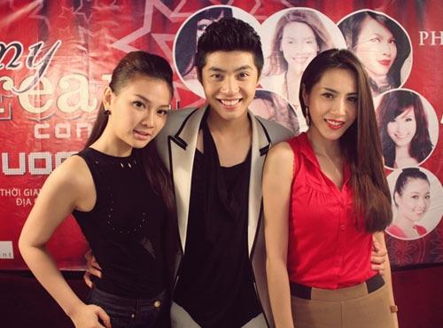 Liveshow Noo Phước Thịnh với sự tham gia của dàn khách mời xinh đẹp nhất V-pop. - Tin sao Viet - Tin tuc sao Viet - Scandal sao Viet - Tin tuc cua Sao - Tin cua Sao