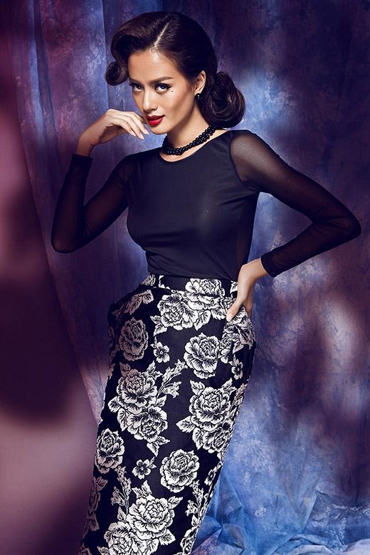 Thun co dãn 4 chiều sẽ là một lựa chọn hoàn hảo cho phái đẹp yêu thích trang phục bó sát gợi cảm mà vẫn mang lại sự thoải mái.