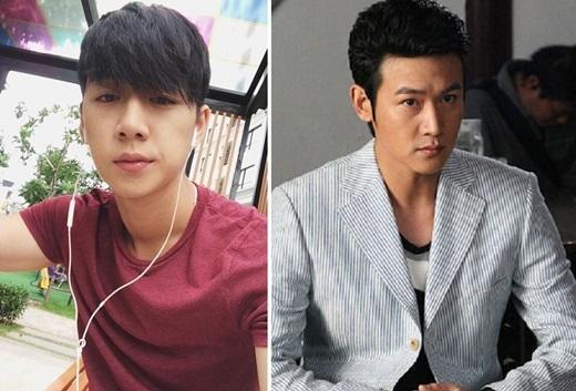 Anh chàng có phong cách lãng tử, phong trần rất tương đồng với diễn viên nổi tiếng Trung Quốc.(Ảnh : Internet)