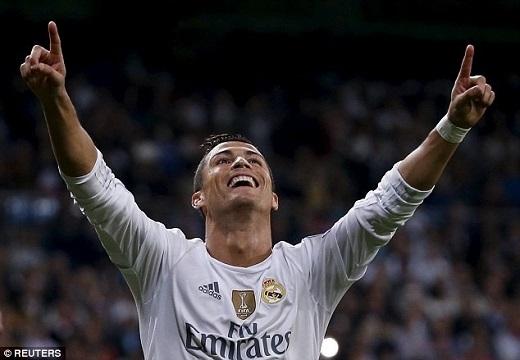 Ronaldo đã tìm lại được phong độ cao nhất sau chuỗi trận tịt ngòi. Hai trận gần đây, siêu sao 30 tuổi sút tung lưới đối phương tới 8 lần.