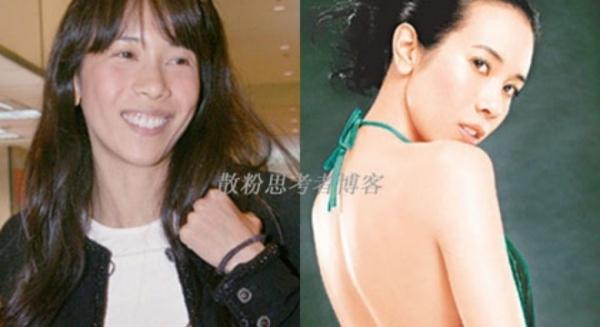 Những người đẹp Hoa ngữ nổi tiếng dù nhan sắc có hạn