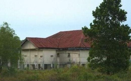 Căn màu trắng là nhà Matilda ở Punggol.(Nguồn: Internet)
