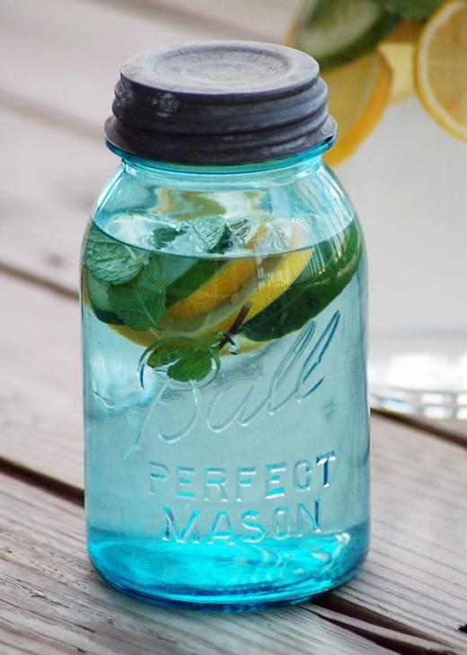 Bật mí 10 loại nước giải độc cơ thể khiến phái nữ