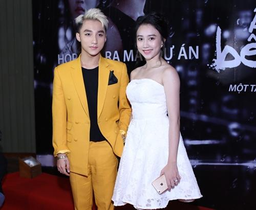 """Lona Huỳnh thẳng thắn khai nhận cả hai đã """"nói xấu""""đạo diễn Quang Huy rất nhiều để diễn cho tốt."""