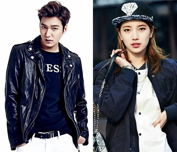Xôn xao tin đồn Lee Min Ho và Suzy chia tay