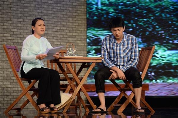 Lê Khánh bị chồng Thu Trang