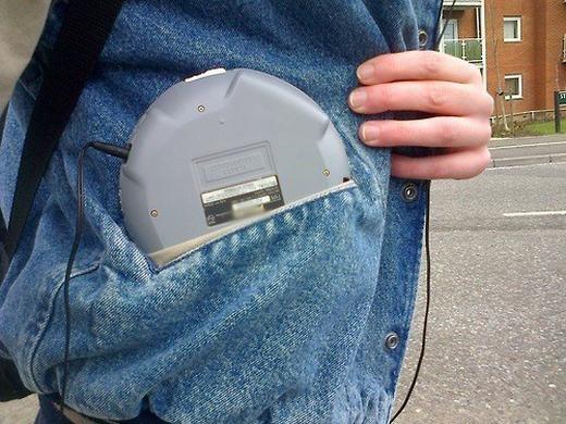 """Chiếc máy nghe nhạc """"sang chảnh"""" nhất thời bấy giờ. (Ảnh: Internet)"""