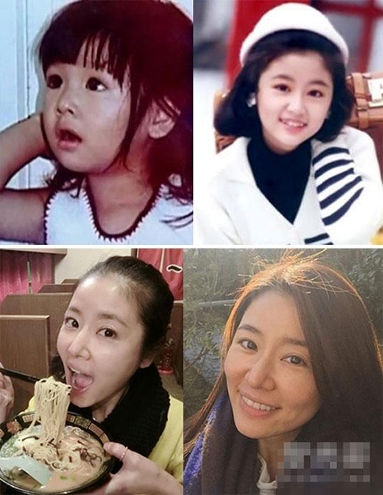 Lâm Tâm Như có tiếng là giai nhân thuần khiết nhất nhì làng giải trí Hoa ngữ. Khi còn nhỏ, cô được khen là Hoa khôi dù cá tính nghịch ngợm như con trai.