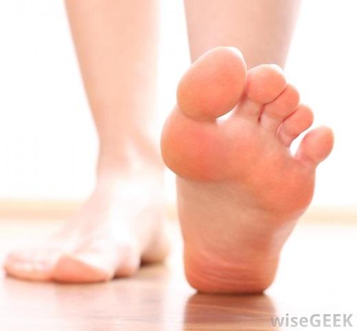 Bật mí tướng mạo giàu sang qua độ dài ngón chân