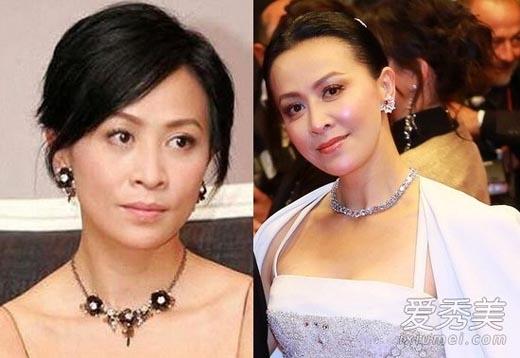 Lưu Gia Linh ở tuổi 44 vẫn tự tin mặc váy gợi cảm đọ sắc đàn em tuổi 20. Không thể phủ nhận, cô trẻ và đẹp so với nhiều người cùng thế hệ.