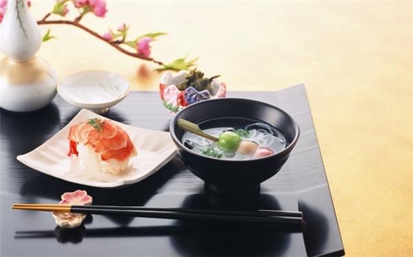 Người Nhật ăn ít nhưng chất lượng.