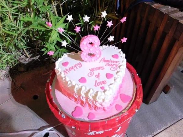 Bánh kemHạ Longchuẩn bị để dành tặng bạn gái. (Ảnh: Internet)