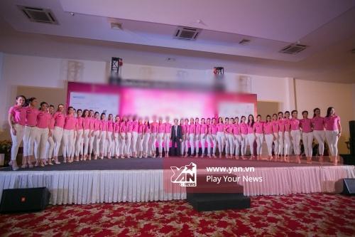 44 thí sinh Hoa hậu Hoàn vũ Việt Nam 2015 đã sẵn sàng cho vòng chung kết.