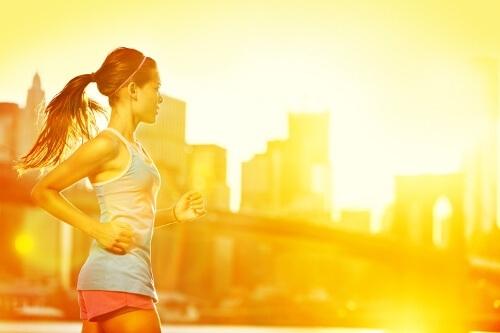 Chạy bộ giúp giảm căng thẳng, bạn có biết?