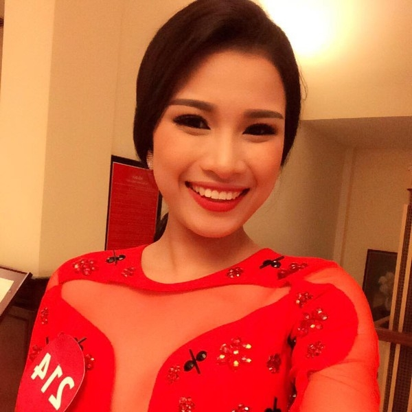Thí sinh HHHV Việt Nam gây chú ý vì gia cảnh khó khăn