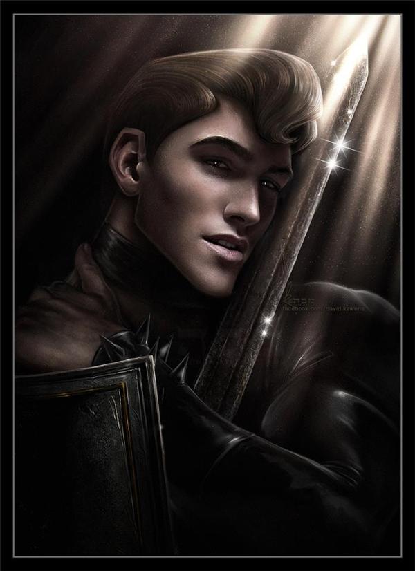 Ánh mắt quyến rũ của hoàng tử Philip (Công chúa ngủ trong rừng) chắc chắn đã khiến trái tim của nhiều cô gái loạn nhịp.