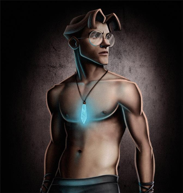 Milo James Thatch trong bộ phim Atlantis: The Lost Empire.