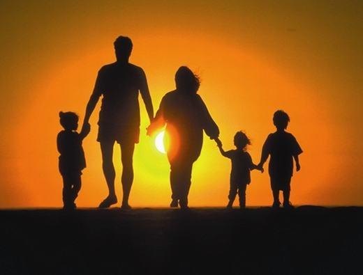 Ba người con và cách suy nghĩkhác nhau của cùng mộtvấn đề. (Ảnh: Internet)