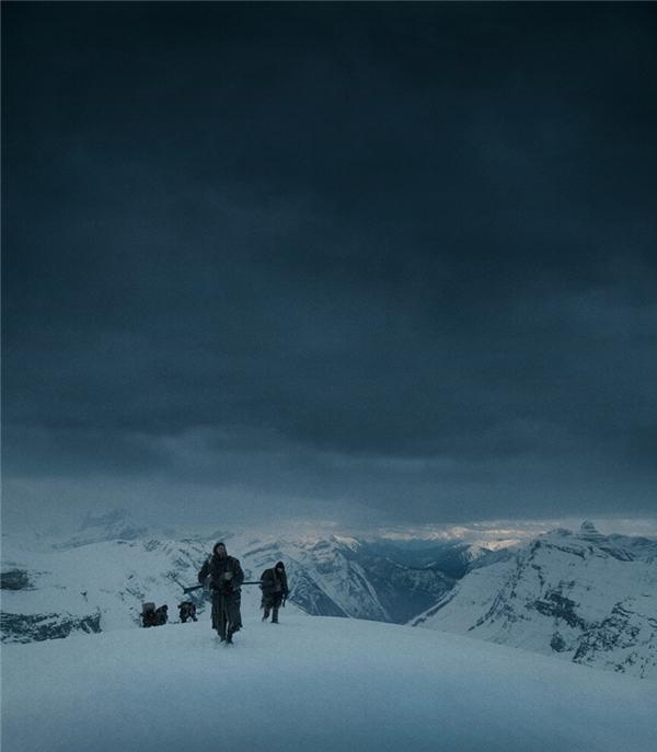 Được biết hầu hết các cảnh quay của phim đều được thực hiện trực tiếp tại vùng núi ở Canada và Argentina mặc cho những hôm thời tiết xuống tới âm 40 độ.