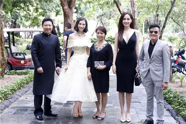 Ngoài Thanh Mai, thành phần ban giám khảo gồm có: nhà thiết kế - họa sĩ Sỹ Hoàng, Hoa hậu Việt Nam 2006 - Mai Phương Thúy, nhiếp ảnh gia Quốc Huy, bà Võ Thị Xuân Trang, hoa hậu Hương Giang.