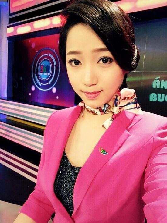 Hoa khôi Wushu Vũ Thùy Linh thành công khi bén duyên với truyền hình. - Tin sao Viet - Tin tuc sao Viet - Scandal sao Viet - Tin tuc cua Sao - Tin cua Sao