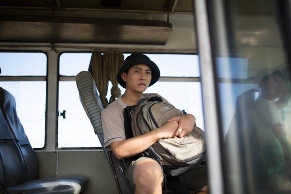 Trong MV, Hoài Lâm được sống lạituổi thơ bình dị, đầy hoài bão của mình. - Tin sao Viet - Tin tuc sao Viet - Scandal sao Viet - Tin tuc cua Sao - Tin cua Sao