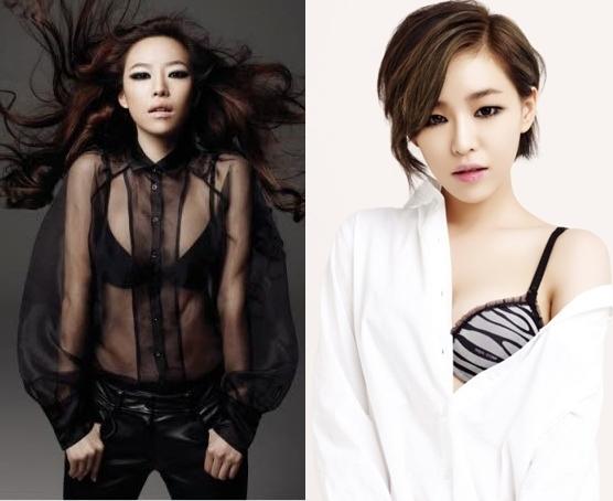Từ khi ra mắt đến nay, có lẽ các fan cũng rất hiếm khi được nhìn thấy Gain (Brown Eyed Girls) xuất hiện với mái tóc dài. Chắc hẳn cô nàng cũng tự ý thức được sự quyến rũ của bản thân phụ thuộc rất nhiều vào mái tóc ngắn ấn tượng ấy.