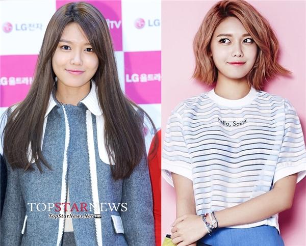 """Từ thời Tell Me Your Wish, Sooyoung (SNSD) đã chứng tỏ cô cực kì """"hợp cạ"""" với mái tóc ngắn. Mới đây, nữ thần tượng tiếp tục chinh phục fan hình tượng tóc ngắn trông cực xinh đẹp và cá tính."""