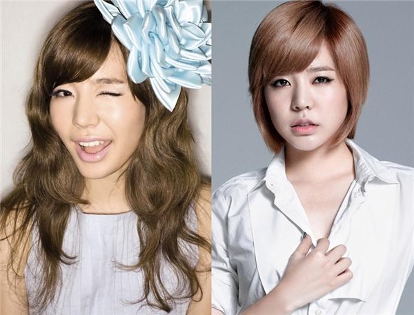 Sunny (SNSD) từng khiến các fan shock nặng khi xuất hiện với mái tóc tém trong MV The Boys. Tuy nhiên, đây được xem là hình tượng ấn tượng và được yêu thích nhất của cô nàng cho đến tận thời gian gần đây.