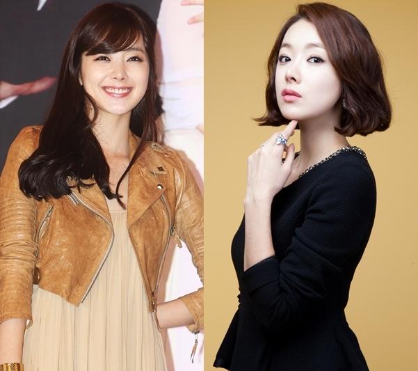 Mái tóc ngắn giúp tôn lên vẻ đẹp sang trọng, đồng thời giúp nữ diễn viên So Yi Hyun trẻ hơn hẳn vài tuổi.