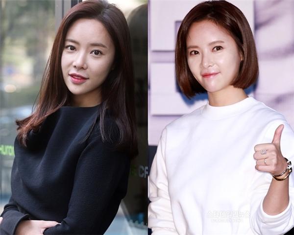 """Trông Hwang Jung Eum diện tóc dài khá lạ mắt khi mà nữ diễn viên gần đây đang gắn với hình tượng những nhân vật """"tăng động"""" với mái tóc ngắn trẻ trung và thoải mái."""