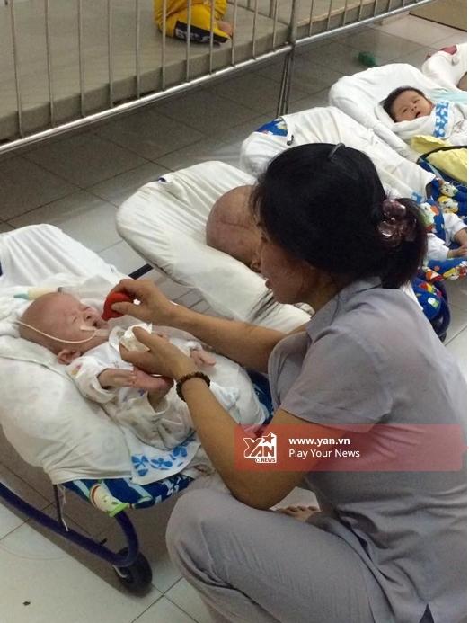 Đằng sau câu chuyện em bé bị bỏ rơi ở chùa Kỳ Quang