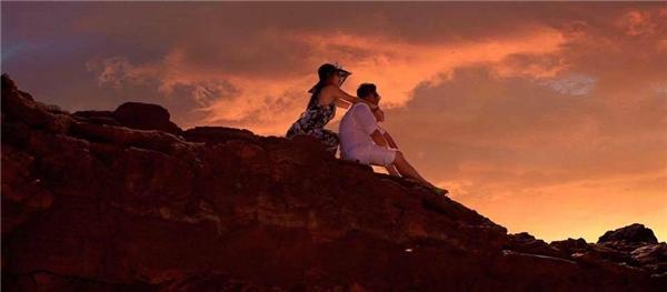 Tình yêu của cặp đôi Đà Nẵng được nuôi dưỡng bằng những chuyến đi ngọt ngào.(Nguồn: Internet)