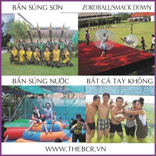 Giới trẻ thích thú với khu du lịch ngoài trời giá rẻ ở TP. HCM