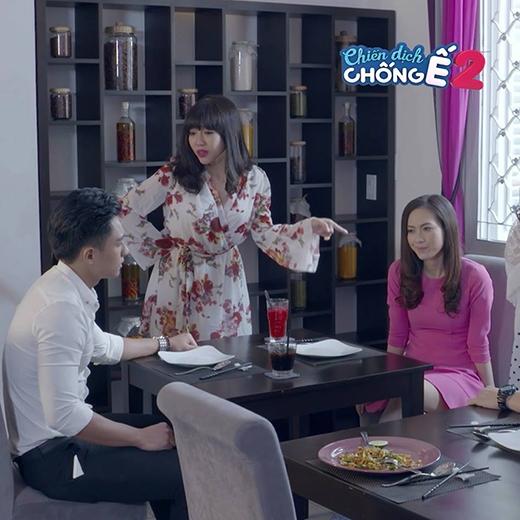 Misa là em gái của Vũ Phong - nhân vật đã gây sóng gió cuối mùa 1. Cô nàng trở lại với mục tiêu trả thù cho những gì mà anh trai mình phải gánh chịu ở phần 1.