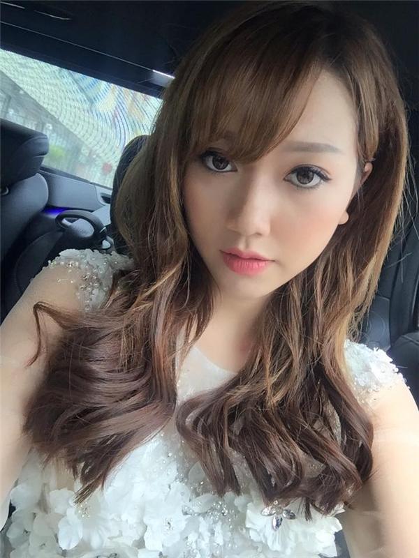 Nữ ca sĩ kiêm diễn viên xinh đẹp Băng Di. - Tin sao Viet - Tin tuc sao Viet - Scandal sao Viet - Tin tuc cua Sao - Tin cua Sao