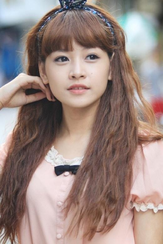 Hot girlChi Pu(Nguồn: Internet)