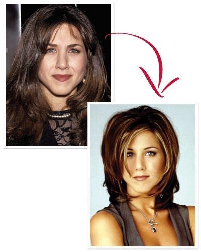 """Nữ minh tinh từng chia sẻ với tạp chí Allure rằng cô đã phải cắt một kiểu tóc """"xấu nhất mọi thời đại"""". Tuy nhiên, có lẽ cả nước Mĩ đều không đồng ý với điều này, vì kiểu tóc Rachel trong bộ phim truyền hình Friends là một trong những kiểu tóc được yêu cầu cắt nhiều nhất trên toàn nước này."""