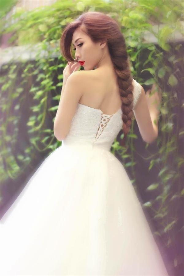 Lan Phương là người mẫu chuyển giới luôn được ca ngợi vì vẻ xinh đẹp và quyến rũ.(Ảnh: Internet)