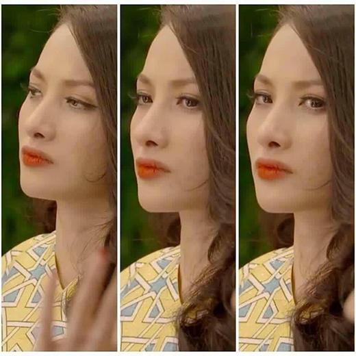 Giọt nước mắt của Quỳnh Lam trong tập 10 đã khiến nhiều khán giả cảm động. Chính sự tủi thân và ấm ức này đã đánh thức tình cảm thật của Quỳnh Lam dành cho Vĩnh Thắng - Tin sao Viet - Tin tuc sao Viet - Scandal sao Viet - Tin tuc cua Sao - Tin cua Sao