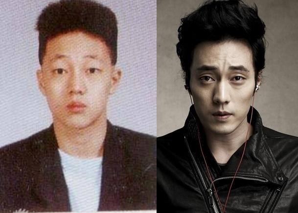 So Ji Sub nổi bật với đôi mắt một mí đậm chất Hàn Quốc. Anh hiện tại là một trong những nam diễn viên độc thân quyến rũ nhất làng giải trí xứ kim chi.