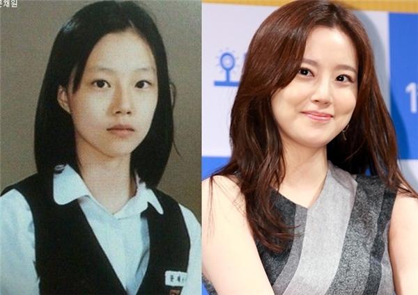 """Không ít cư dân mạng phải há hốc trước vẻ ngoài """"đẹp từ trong trứng nước"""" của Moon Chae Won."""
