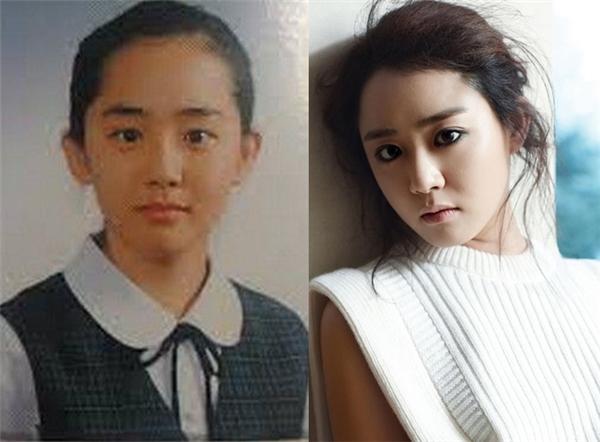 """Moon Geun Young được yêu thích từ những ngày còn ngồi trên ghế nhà trường nhờ vai diễn trong Trái Tim Mùa Thu. Với vẻ ngoài trong sáng, ngây thơ, không có gì khó hiểu khi cô nàng được dành tặng danh hiệu """"em gái quốc dân""""."""