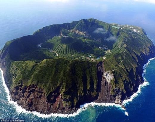 Aogashima là một trong số những vùng đất kỳ bí nhất thế giới