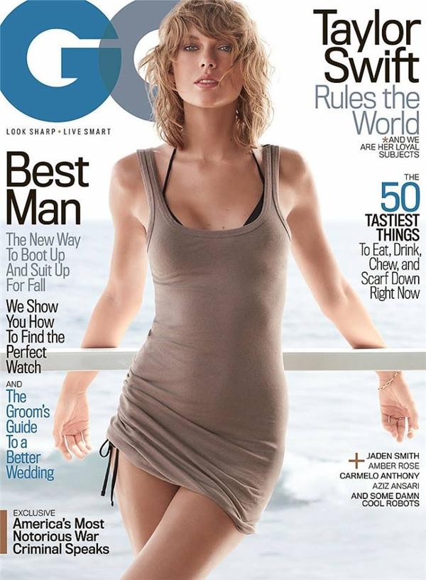 Taylor Swift lần đầu