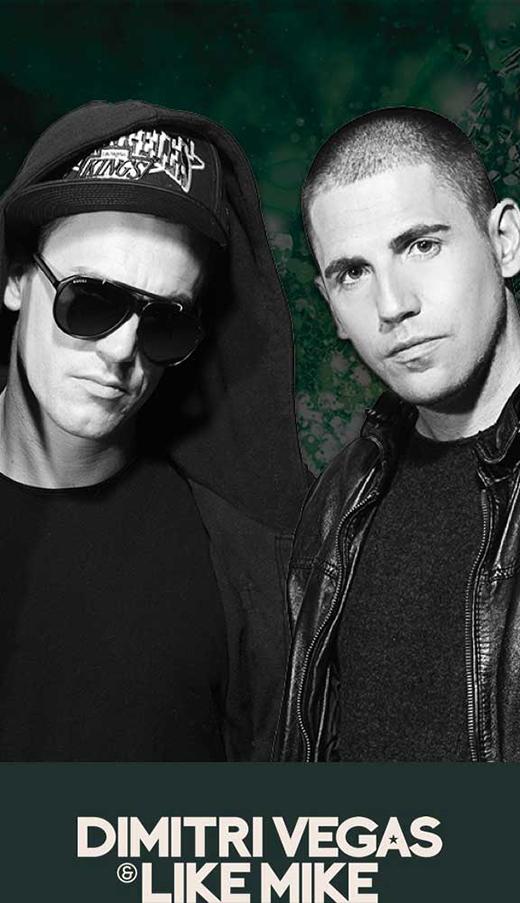 Với những đóng góp cho nền âm nhạc điện tử trong thời gian qua, Dimitri VegasvàLike Mike hoàn toàn xứng đáng nhận được danh hiệu DJ số 1 thế giới.
