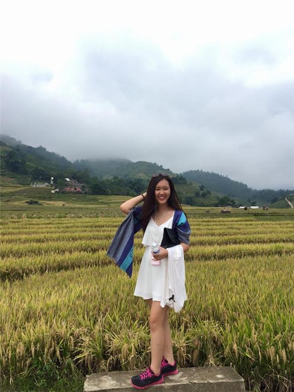 Ngây ngất nhan sắc của những cô nàng du học sinh Việt Nam